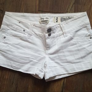 Cute White Shorts